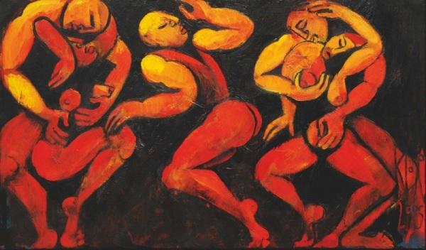0017-Dionysische-Tänze-I