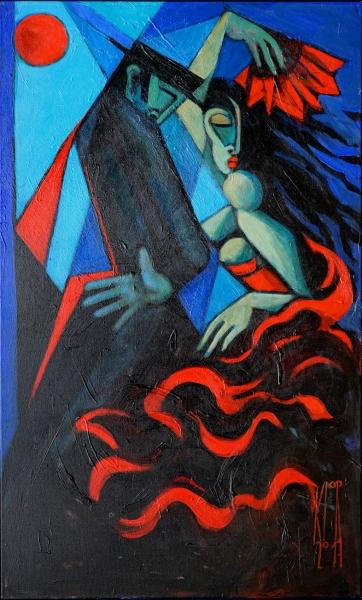 0164 Flamenco